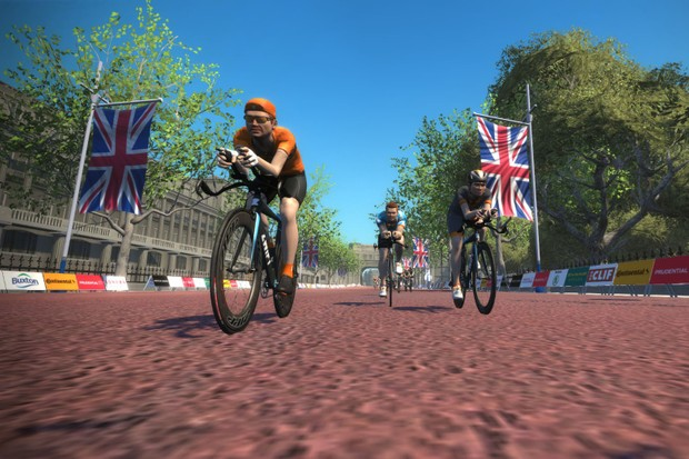 Zwift London