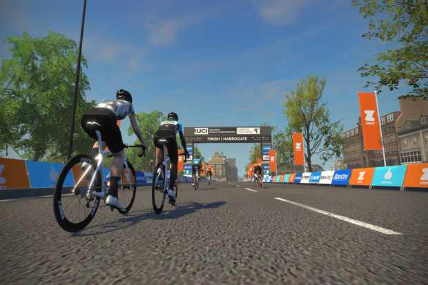 Zwift Harrogate