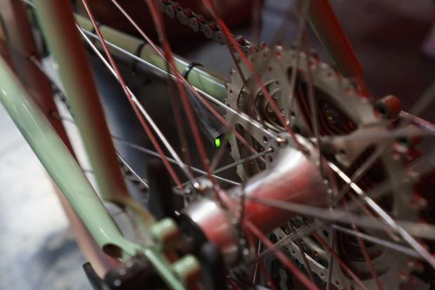 Revos e-bike conversion kit sensor