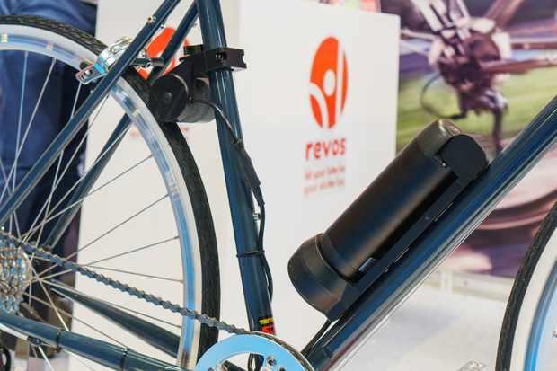 Revos e-bike conversion kit