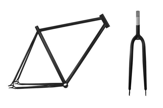 RMS Fixed bike frameset