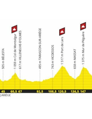 Tour de France 2019 Stage 15