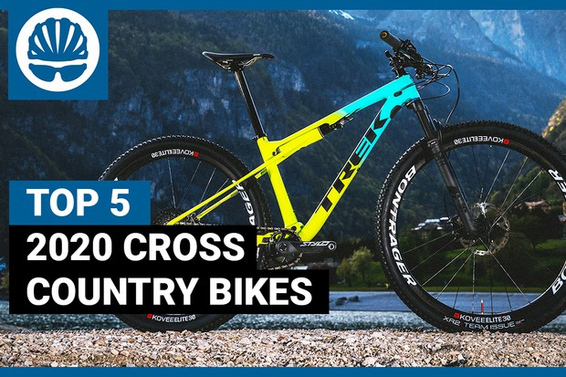2020 cross-country bikes
