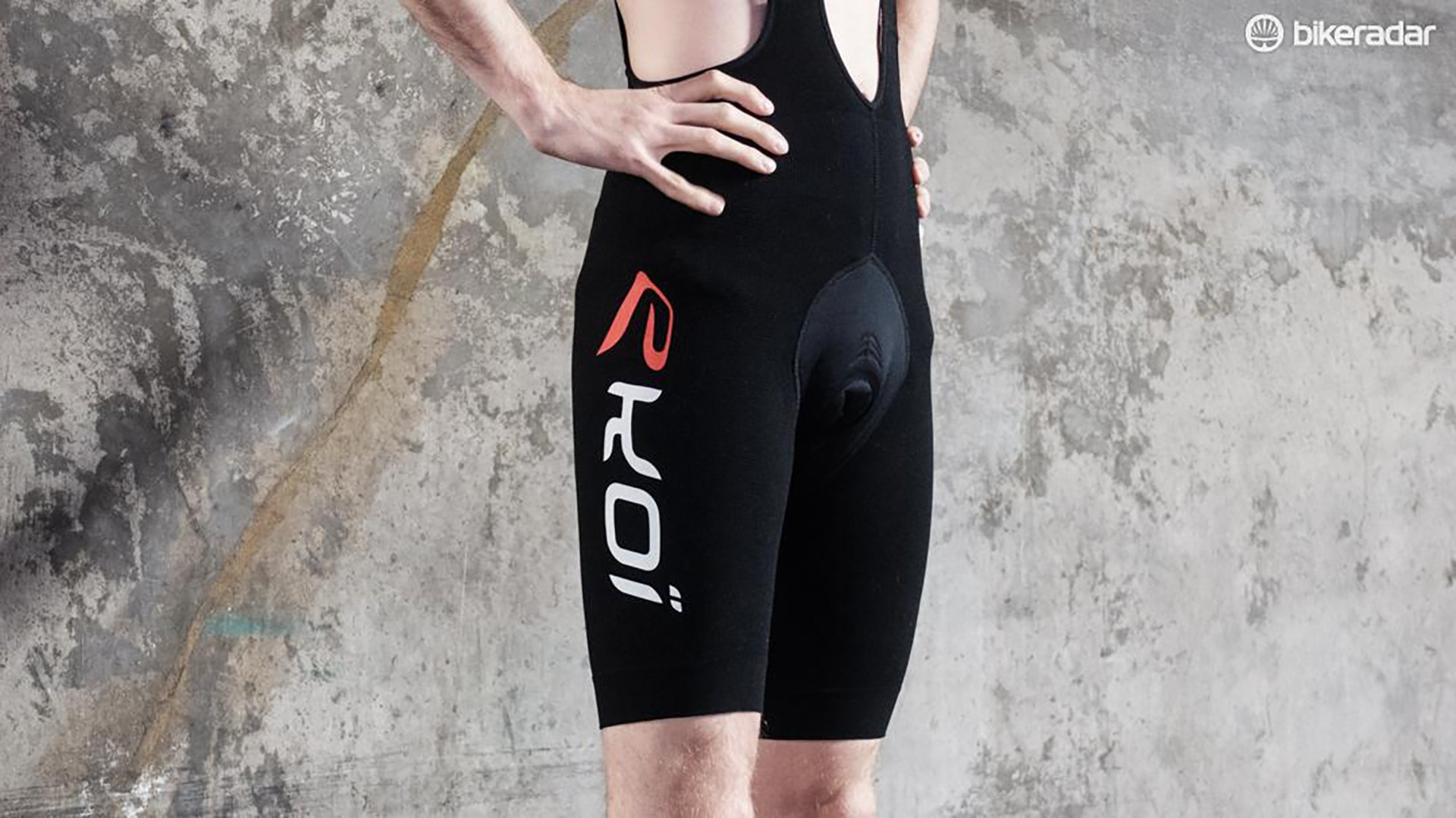 Ekoi one-size bib shorts