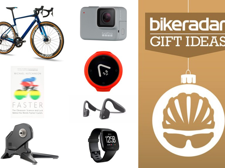 Christmas gifts for the gadget-obsessed cyclist