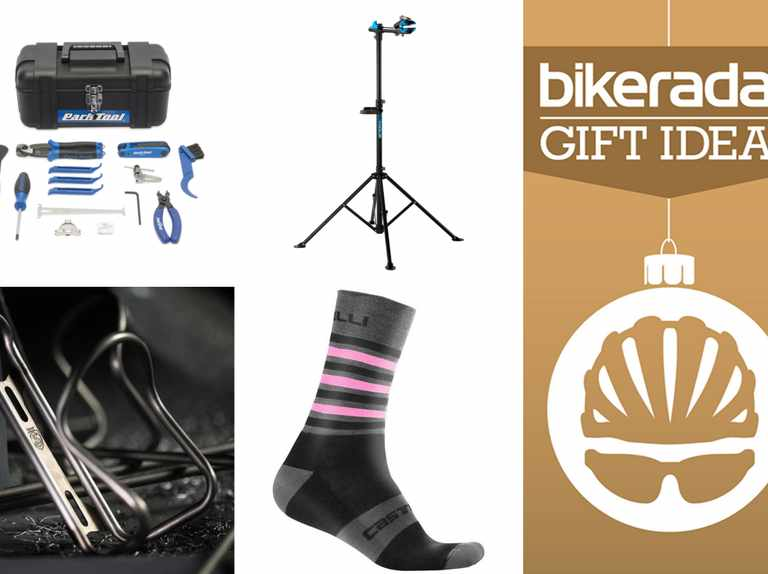 Christmas gift ideas for road cyclists