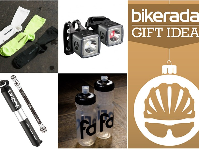 Christmas gift ideas for the beginner cyclist