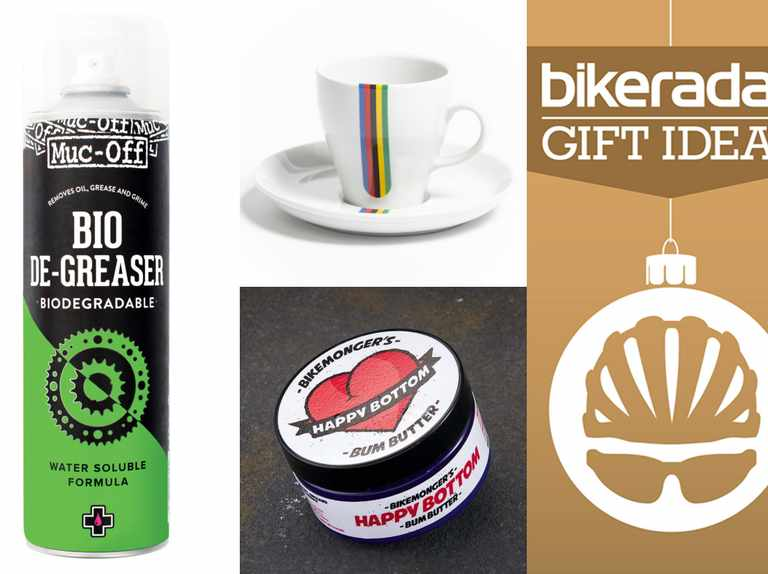 The best Christmas stocking stuffers for cyclists