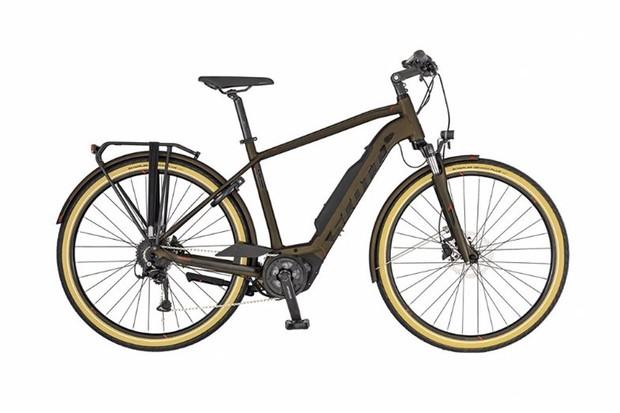 Scott Sub Active eRide Rutland Cycling Black Friday Deal