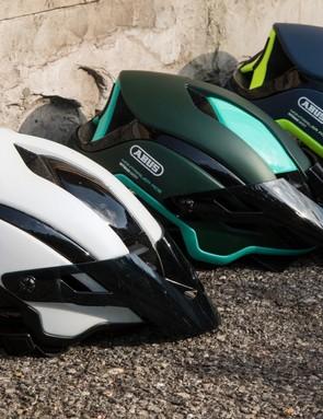 We spent a few days riding Abus' new enduro helmet, the MonTrailer