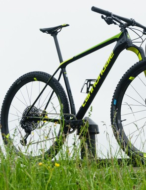 Introducing the new Cannondale F-Si