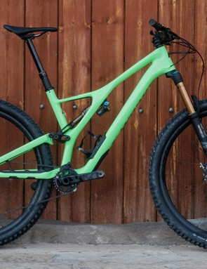 Behold the new Specialized Stumpjumper