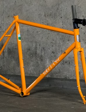 The Velo Orange Pass Hunter disc is a versatile steel frameset