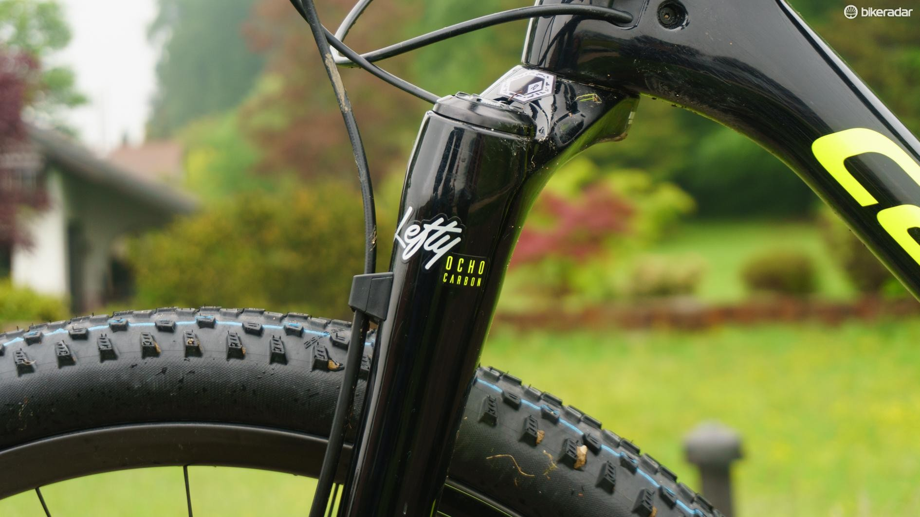 babefe31078 Everything you need to know about the new Cannondale Lefty Ocho fork ...