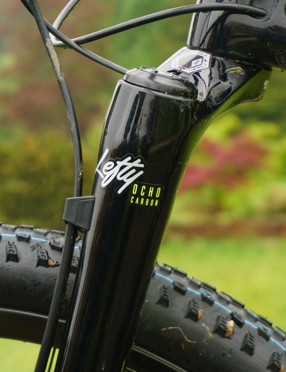 The Ocho is the eighth generation of the Lefty in an XC guise
