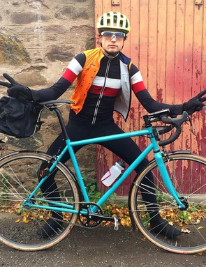 I spent much of the winter riding the Flyer on all manner of rides, including some rather big days out