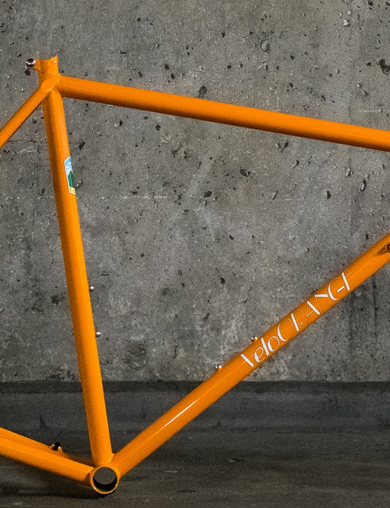 The bike uses long-standing standards, making the build a painless process
