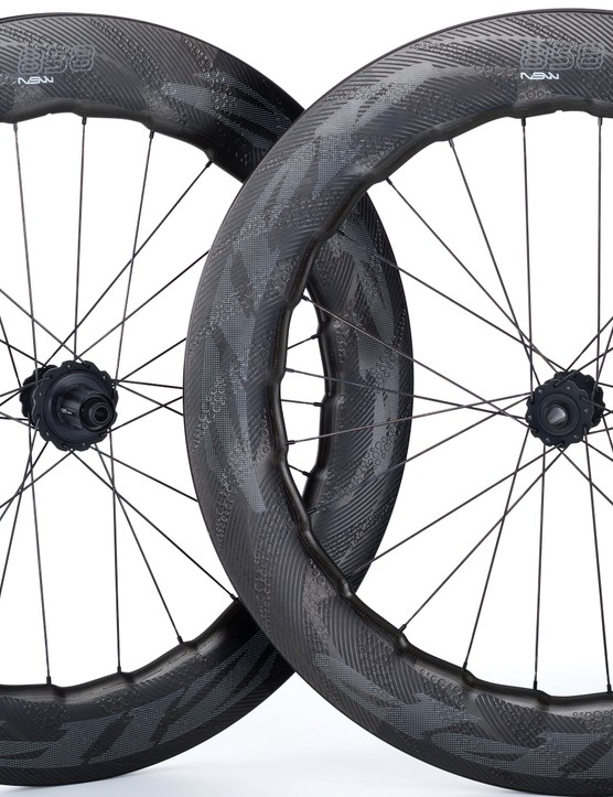A whale of a wheel: the new Zipp 858 NSW, in disc and rim-brake options