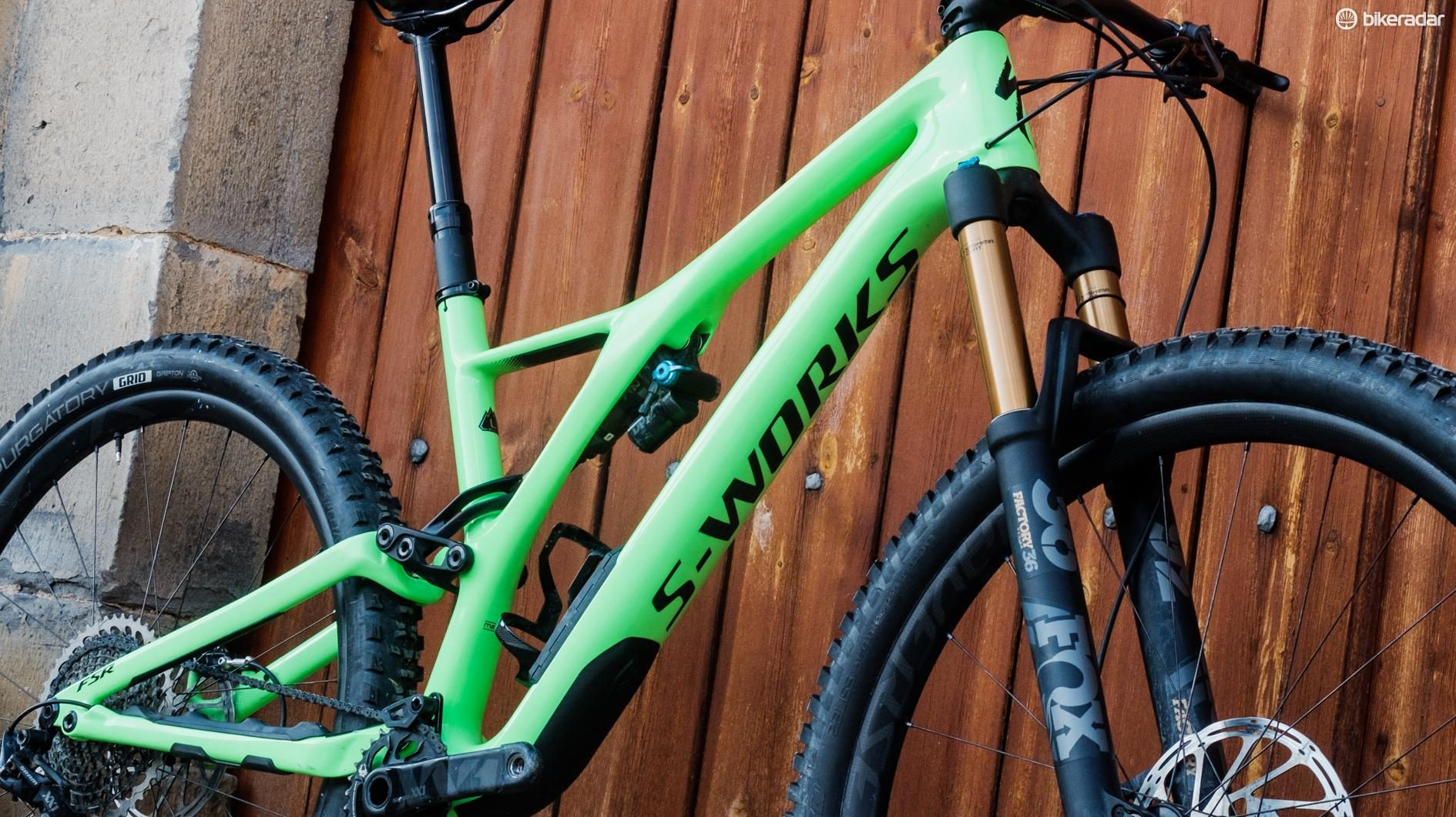 Specialized Stump Jumper New Design Large Set Decals//Stickers Gloss Black