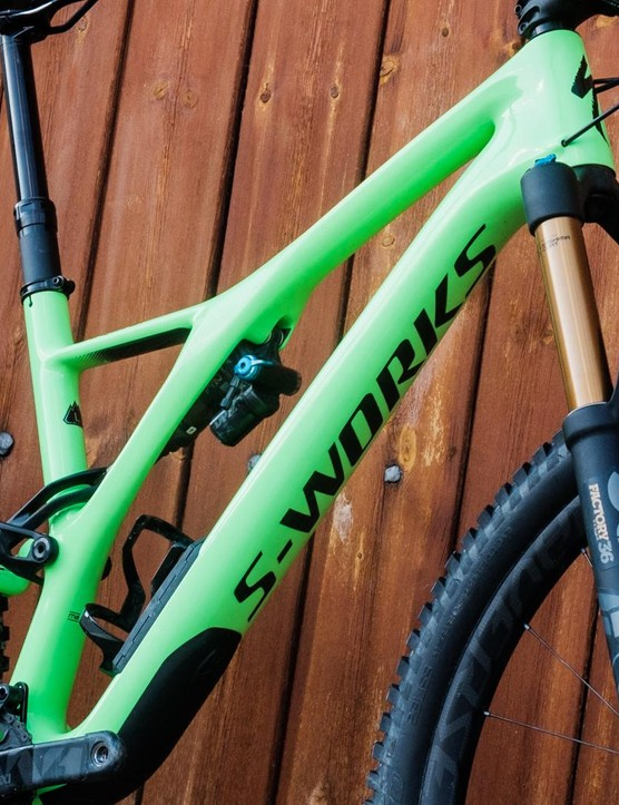 Specialized claims that the new Stumpjumper is its best trail bike yet