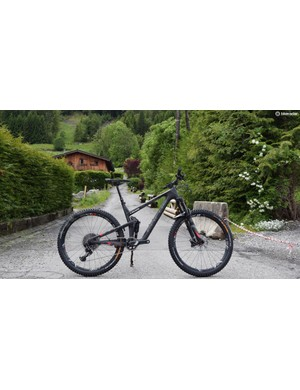 The JAM is a 140mm trail bike