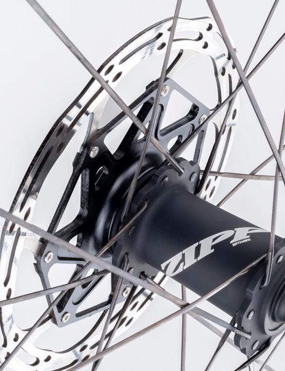 The 858 NSW Disc wheels are centerlock