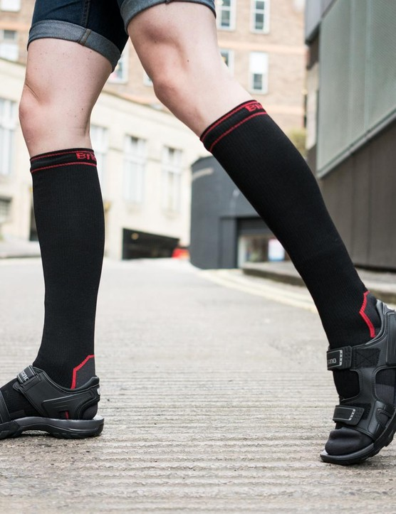 I only have admiration for those bold enough to rock these puppies,