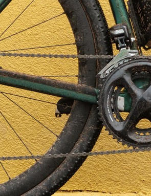 The Shimano Ultegra Di2 groupset performed flawlessly