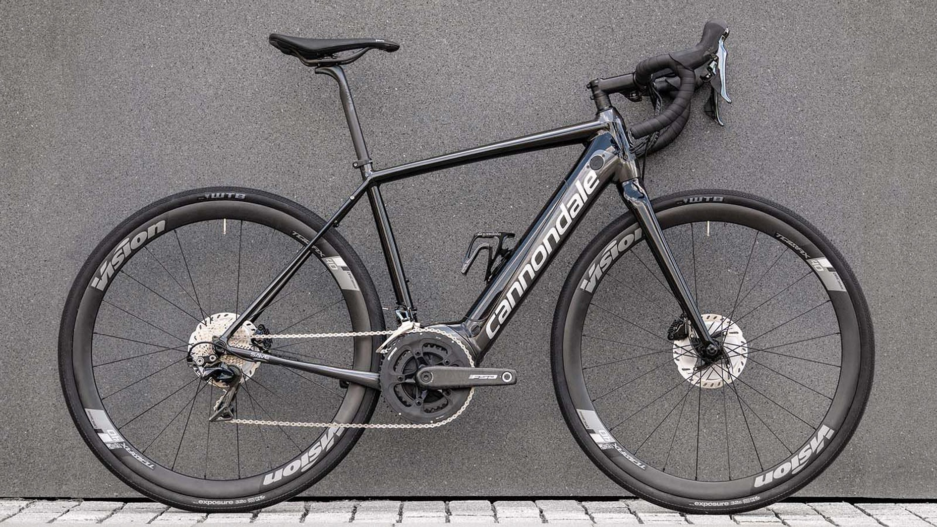 Cannondale's new Synapse NEO is the latest addition to the burgeoning performance e-road bike market