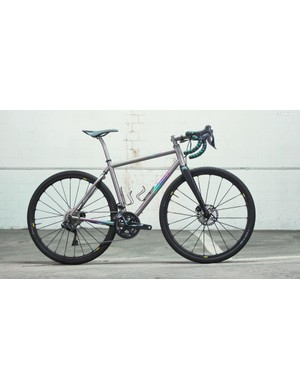 We take a look at Moots' Routt YBB
