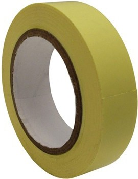 Tubeless tape seals up the bed of a non-UST rim