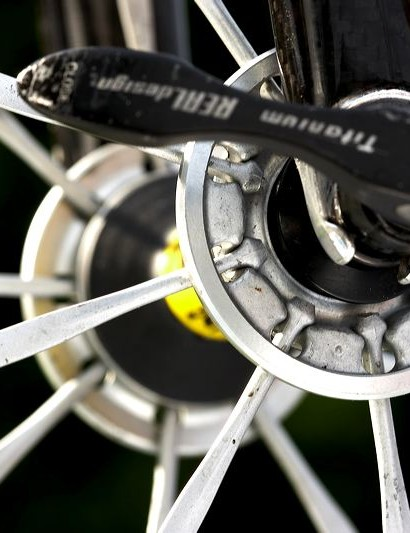 You might know Mavic Ksyrium SSC SL as a top road wheel, but it's easily stiff, light and strong enough for off-road use too