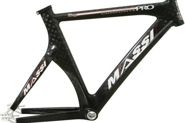Massi's new Pro Track frame