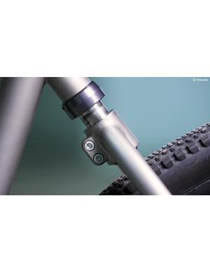 The YBB system is an elastomer-spring hybrid suspension system