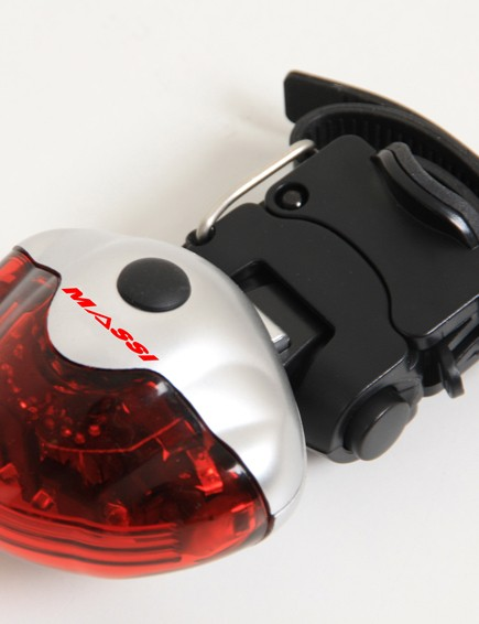 Massi Pyxis five-LED rear light