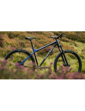 The sentier is Vitus' more rowdy hardtail offering