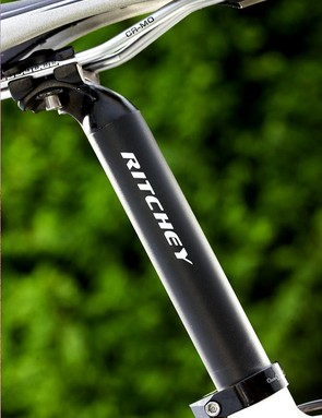 Ritchey seatpost clamps the 4ZA saddle