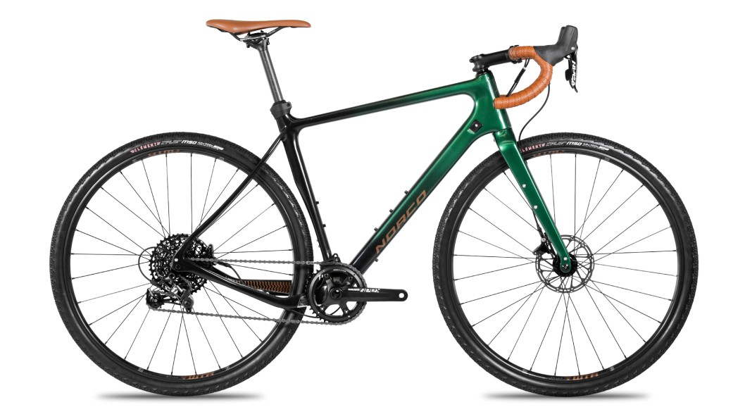 The carbon models begin with the Search XR Apex 1. It looks like a do-it-all carbon machine