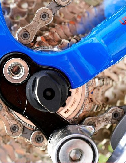 Shimano105 gearing – quality where it's needed.