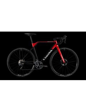 The Inflite CF SL 8.0 is the second cheapest carbon model