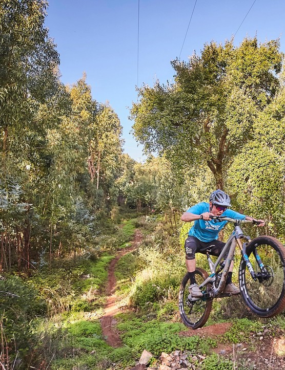 I rode the new Jeffsy in Portugal to get a taste of the new bike