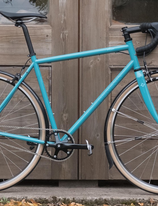 A singlespeed bike can provide low-maintenance reliability