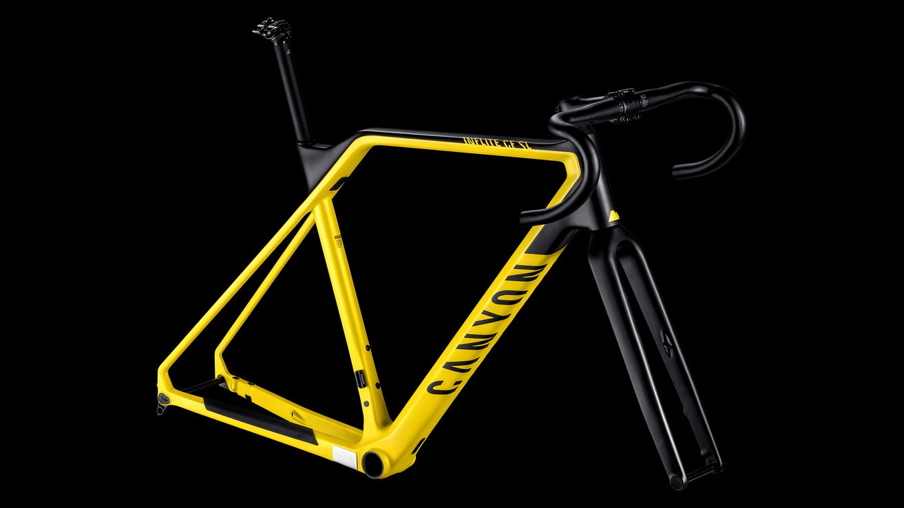 An SL-version of the Inflite frameset is also available to buy