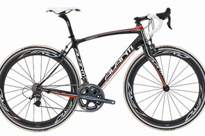 Avanti's Cadent is a more relaxed road rig for endurance riding