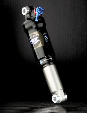 New damper settings for the RP2 and RP23 rear shocks for mid-stroke smoothness and rebound control