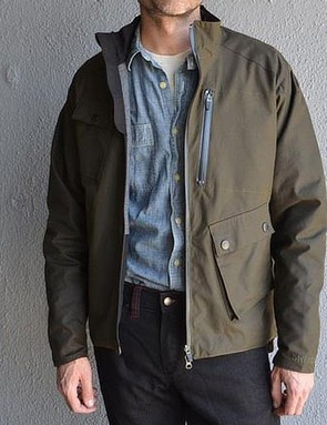 A wax cotton jacket for cycling?!