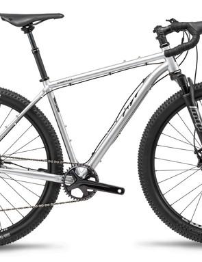 The Bombtrack Hook ADV is one rowdy looking gravel bike