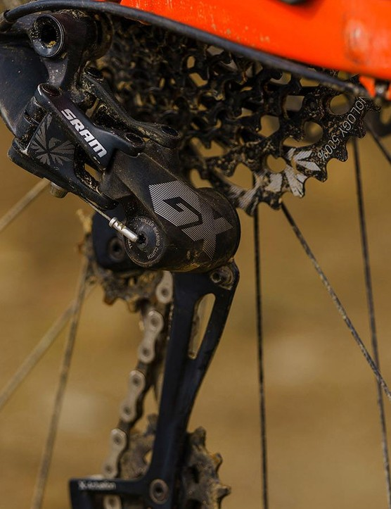 SRAM GX Eagle is appearing on a wide range of bikes in 2018
