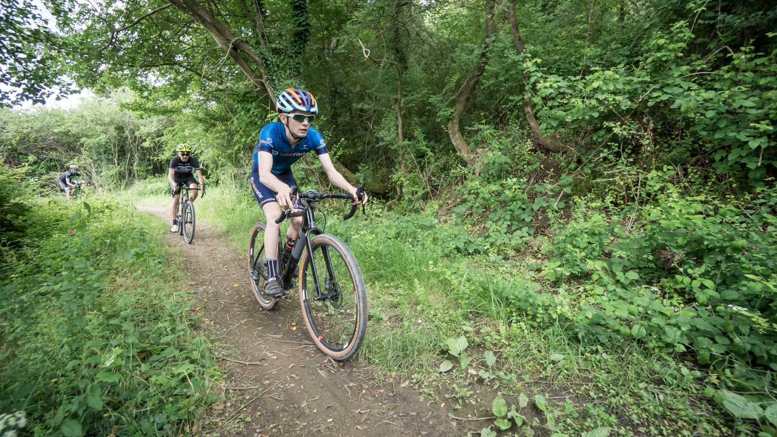We tried out the new Exploro on all sorts of surfaces this year