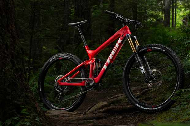 The release of the Slash follows Trek's move to cull its Remedy 29er for 2017